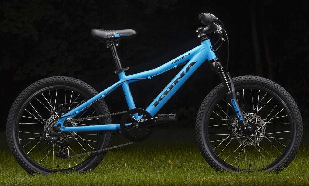 Kona Bikes 2015 Bikes Kids Shred 20