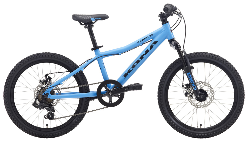 KONA BIKES | 2015 BIKES | KIDS\' | SHRED 20